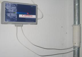 Instalacion completa descalcificador